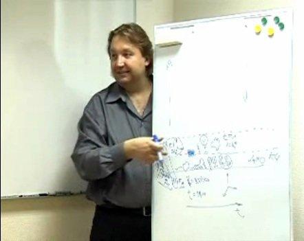 Скриншот видео-урока сайта  1-film-online.com