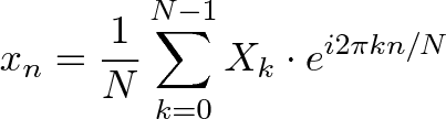 формула фурье